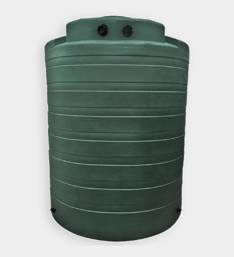 4050 Gallon Round Rainwater Harvesting Tank