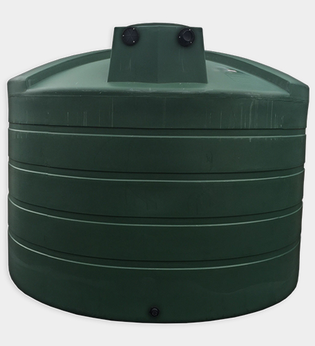 5050 Gallon Round Rainwater Harvesting Tank