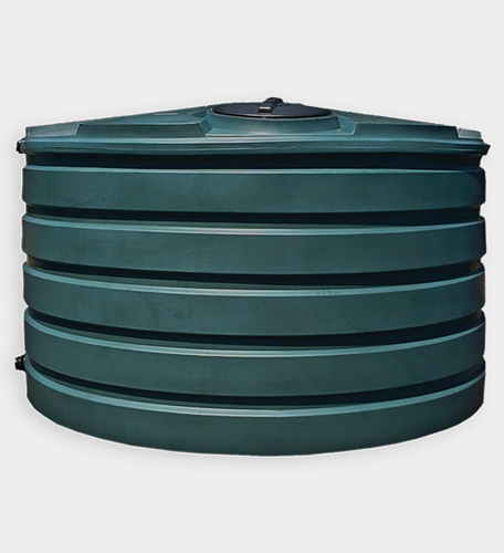1110 Gallon Round Water Storage Tank