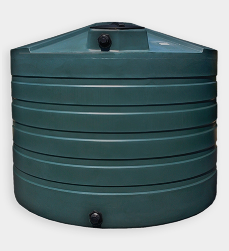 1320 Gallon Round Water Storage Tank