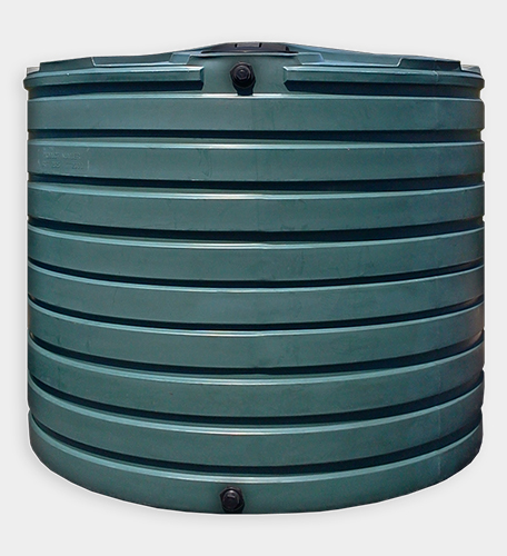 2825 Gallon Round Water Storage Tank