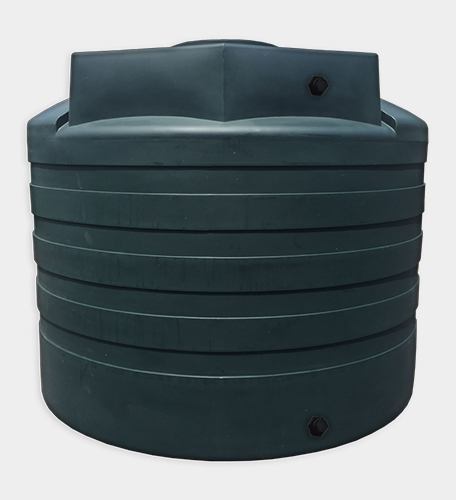 3100 Gallon Round Water Storage Tank