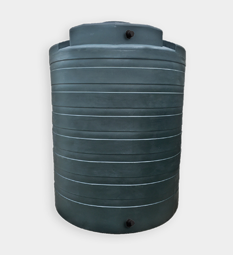 4050 Gallon Round Water Storage Tank