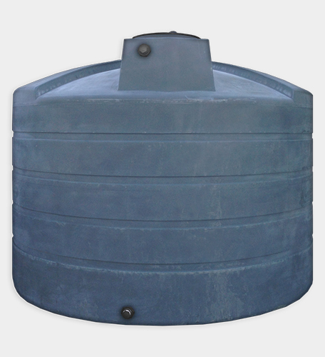 4995 Gallon Round Water Storage Tank