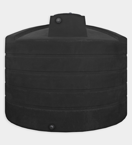 5050 Gallon Round Water Storage Tank