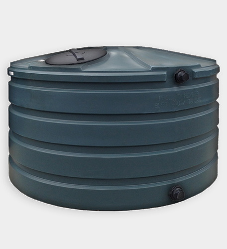 660 Gallon Round Water Storage Tank