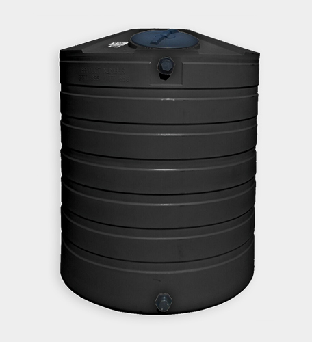 865 Gallon Round Water Storage Tank