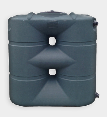 265 Gallon Slimline Water Storage Tank